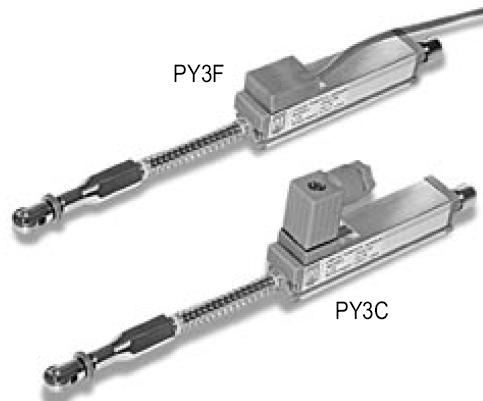 PY3 - Linear Position Transducer